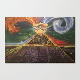 Wyrd Sister Canvas Print