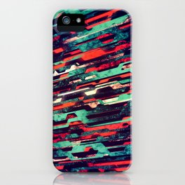 paradigm shift iPhone Case