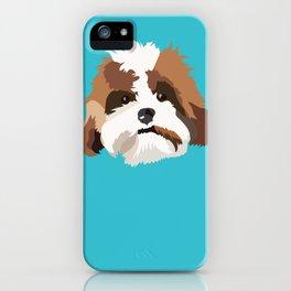 Sir Finley iPhone Case