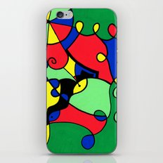 Print #11 iPhone & iPod Skin