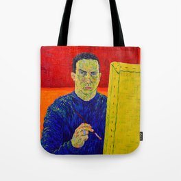 Portrait of the Artist (2017) Tote Bag