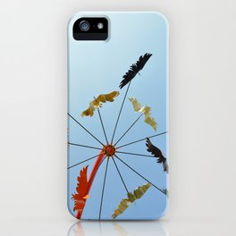 Pretty Birds Life-sized Mobile iPhone Case