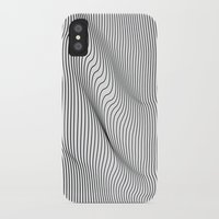 minimalist iPhone & iPod Cases featuring Minimal Curves by Leandro Pita