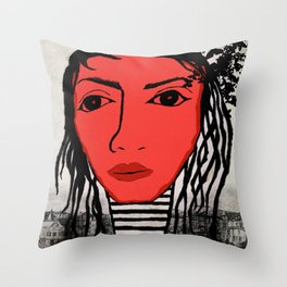 123. Throw Pillow