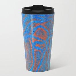 Abstract No. 209 Travel Mug