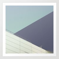 building Art Prints featuring building by dv7600