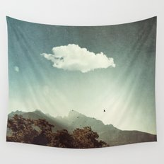 Swiss Morning Wall Tapestry