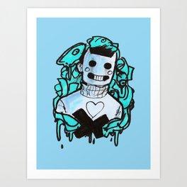 Zacharie Art Print