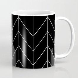 ZIG ZAG HERRINGBONE Coffee Mug