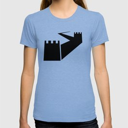 Great Wall Silhouette T-shirt