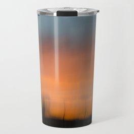 Intense Sunset Travel Mug