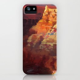 Great Divide iPhone Case