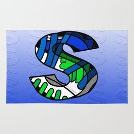 S FOR SENHOR Rug
