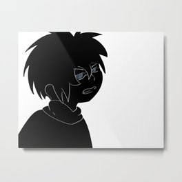 Killua Metal Print