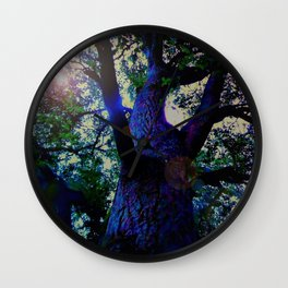 """A Conversation With Ents"" Wall Clock"