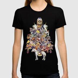 Animal Tree by Adam Frezza & Colin Douglas Gray T-shirt