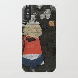 Recessional iPhone Case