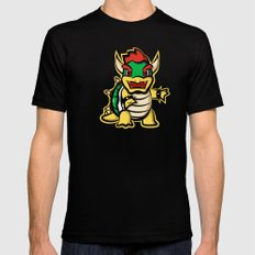 Bowtle SMALL Black Mens Fitted Tee