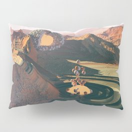 Pollination Pillow Sham