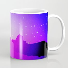Purple Night Coffee Mug