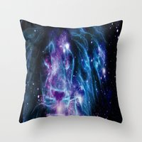 leo Throw Pillows featuring Leo by 2sweet4words Designs