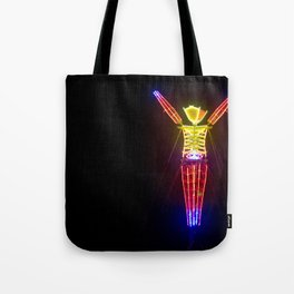 The Man in 2011 Tote Bag