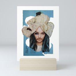 La Celeste Mini Art Print