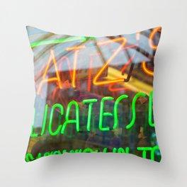Reuben Sandwich Throw Pillow