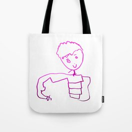 The Little Prince | Elisavet first drawing Tote Bag