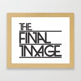 "The Final Image ""Classic Logo"" Framed Art Print"