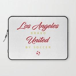 Los Angeles Bravo Laptop Sleeve