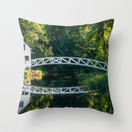 Selectmen's Building 02 Throw Pillow