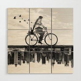In Between Wood Wall Art