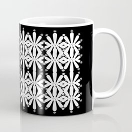 BLACK & WHITE GRAPHIC DESIGN Coffee Mug
