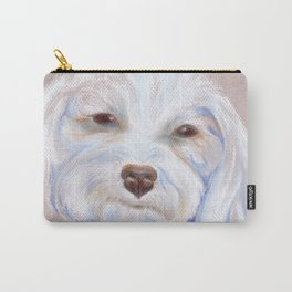 Maltipoo with an Attitude Carry-All Pouch