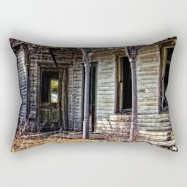 Weathered And Worn Rectangular Pillow