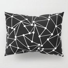 Ab Out Black Spots Pillow Sham