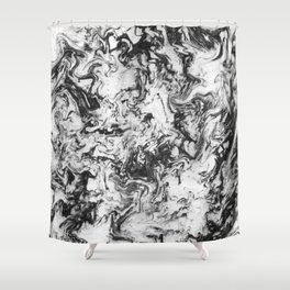 卫气 (Wei Qi) Shower Curtain