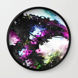 Winds Of Time Wall Clock