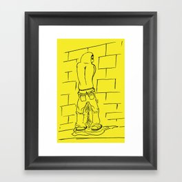 meando Framed Art Print