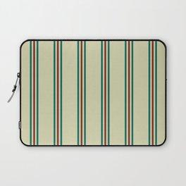 Retro Straight Stripe Laptop Sleeve