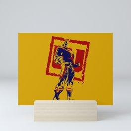 All Might Hero Academia Mini Art Print