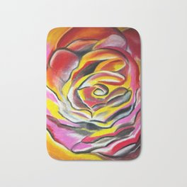 Rara's Rose Bath Mat
