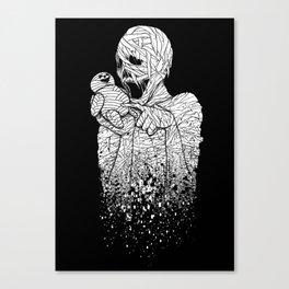 MUMMY's DUMMY Canvas Print