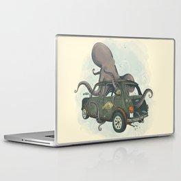 Beastie of the Deep Laptop & iPad Skin
