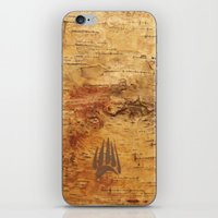 birch iPhone & iPod Skins featuring Birch by Shaun Hedican