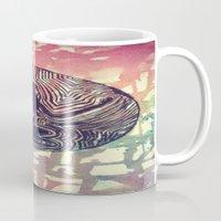 psych Mugs featuring Psych Trap by ArtAngel