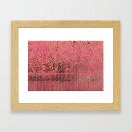 Brooklin Pub Framed Art Print