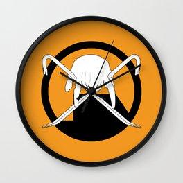 Headcrab's Jolly Roger Wall Clock