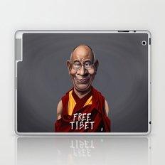 Celebrity Sunday ~ Dalai Lama (FREE TIBET SPECIAL) Laptop & iPad Skin